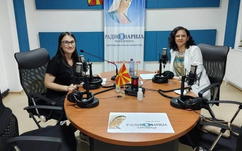 Обични а големи – со професорката Билјана Костадинова